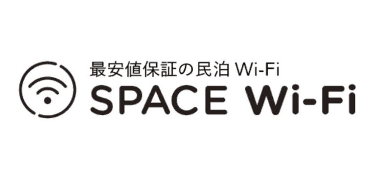 SpaceWiFiのロゴ