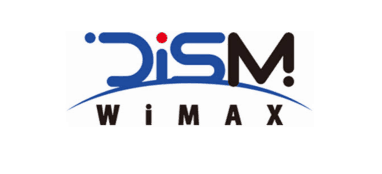 DismobileWiMAXのロゴ